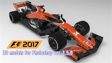 F1 Model Cars by F1 2017 Vehicle 3d Model Racedepartment Formula