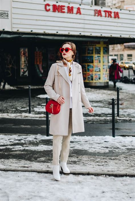 This How You Can Style Trench Coat Winter