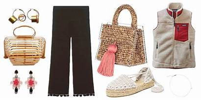 Vacation Pack Packing Accessory Outfit Type Designer