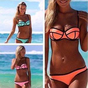 Neon Bikini NY Triangl Things I want Pinterest