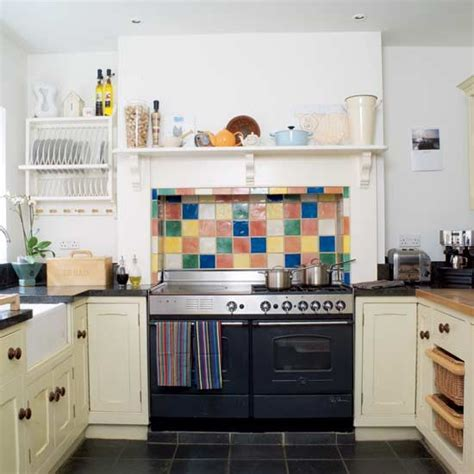 Country Kitchen Tile Ideas by Country Style Kitchen Kitchen Design Decorating Ideas