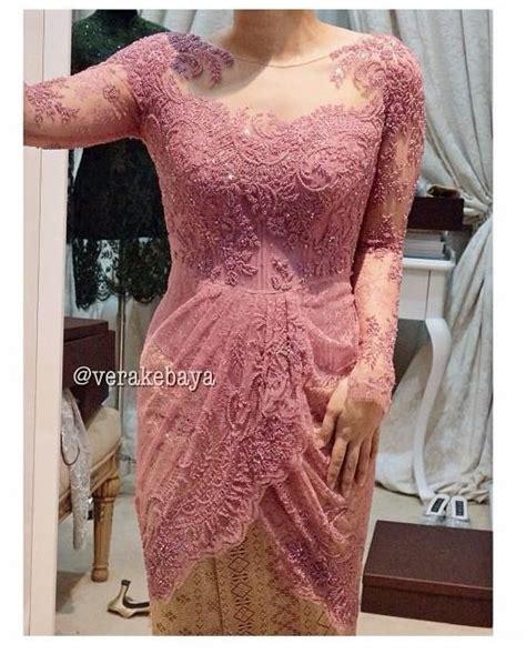 Modiste Kebaya Pink pink kebaya nikahhh