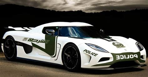 Fastest Cop Cars by Dubai With Lambo Camaro Fastest Cop Cars