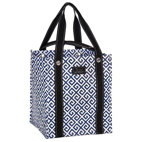 scout bagette reusable market tote bid day blue brookshire boutique wwwbrookshireboutiquecom