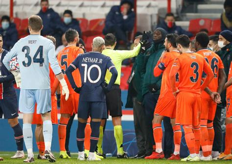 VIDEO: PSG Match Suspended Due To Racist Comments | Naija News