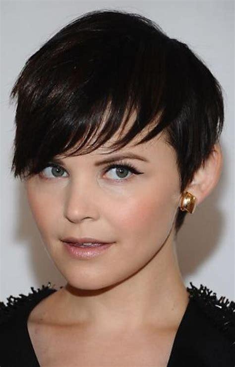 latest short pixie haircuts  bangs