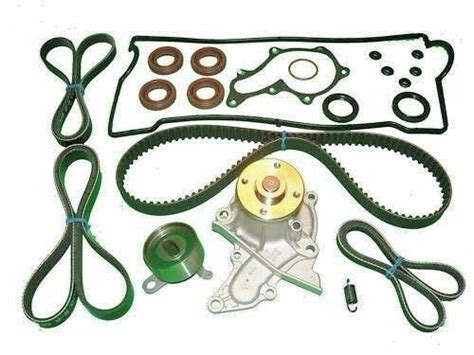 Timing Belt Kit Complete With Water Pump Toyota Corolla