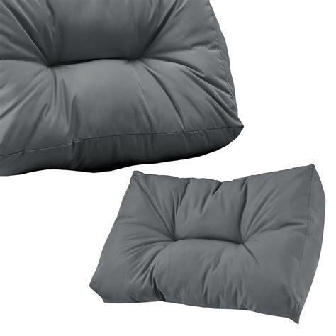 coussins canapé en casa coussins de palette en extérieur canapé