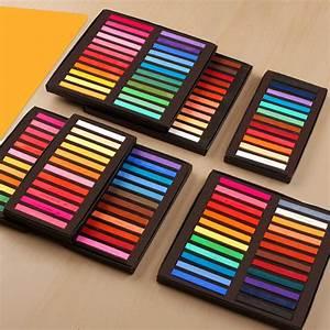 homegeek square pastel set 12 24 36 48 colors soft