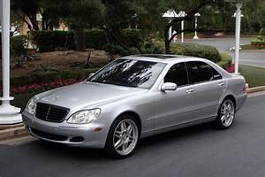 2003 Mercedes-benz S430 4 Door Sedan