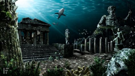 underwater alien mexico giant there panic found ancient proof don