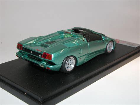 Mr Collection 1996 Lamborghini Diablo Vt Roadster Grn