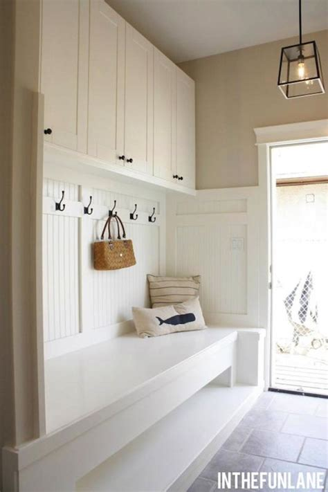 Beadboard Bench  Cottage  Laundry Room  In The Fun Lane