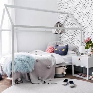 Ikea Kura Bett Umgestalten : ikea kura bett umgestalten hellgrau betthaus minimalistisch skandinavisch ~ Watch28wear.com Haus und Dekorationen