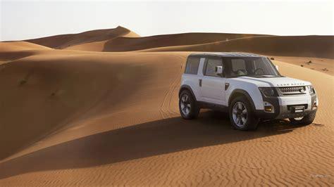 Land Rover Dc100, Concept Cars, Desert, Dune, Sand