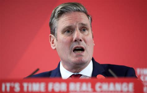 Keir Starmer 'seriously considering' running for UK Labour ...