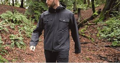 Merino Jacket Proof Wool Weather Rugged Pockets