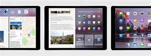 iOS 11 Concept for iPad Envisions System