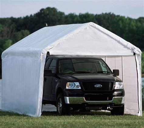 shelterlogic    enclosed carport  carports