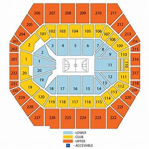 Indiana Pacers Arena Seating Chart Bankers Life Fieldhouse Seating Chart Views Reviews