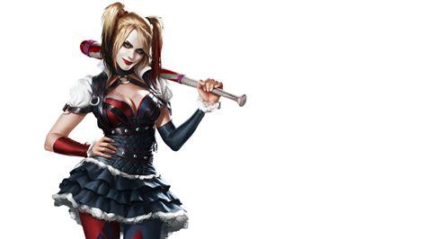 The Walking Dead Hd Wallpaper Harley Quinn Batman Arkham Knight 4k Games 737