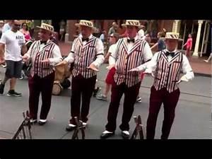 Dapper Dans barbershop quartet (short) - YouTube