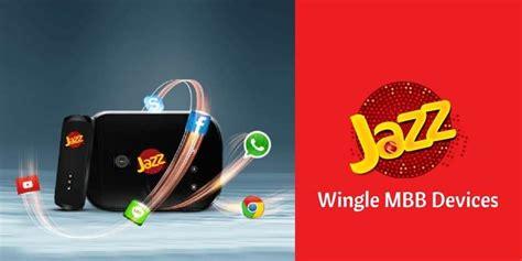 mobilink jazz  wifi wingle mbb devices price