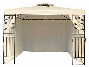 Seitenteile Für Pavillon 3x4 : beige pavillons pergolen gartenlauben und weitere gartenausstattung g nstig online kaufen ~ Indierocktalk.com Haus und Dekorationen