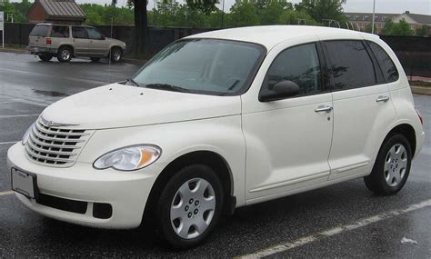 Chrysler Car : Chrysler Pt Cruiser