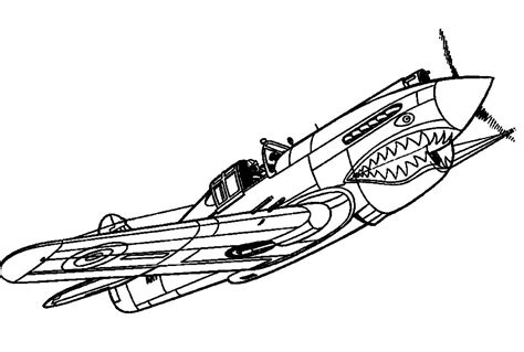 jet airplane coloring pages coloring pages