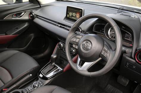 mazda cx 3 interior mazda cars news all new cx 3 technical details announced