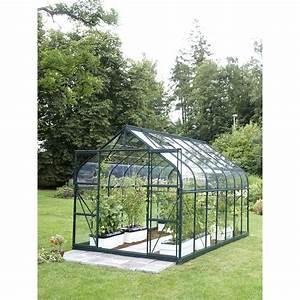 Serre De Jardin En Verre Horticole Diana 9900 9843 M
