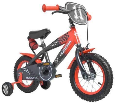 Hudora Fahrrad 12 Zoll Grau Rot Mit St 252 Tzr 228 Dern Mytoys De Ansehen