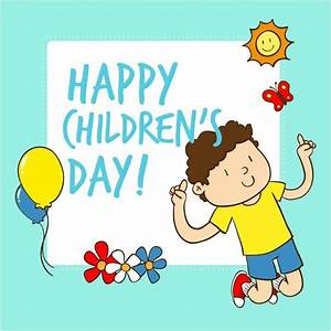 Happy Children's Day Wishes Quotes Messages Images GIF ...