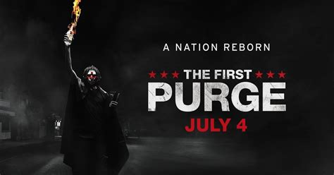 Film Review  The First Purge (2018) Moviebabble