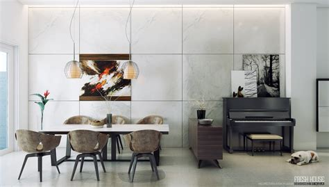 dinning room modern contemporary dining room 3
