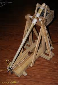Trebuchet Catapult Plans