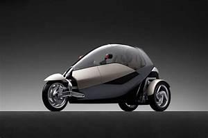 Bmw 3 Roues : clever le v hicule trois roues intelligent ~ Melissatoandfro.com Idées de Décoration