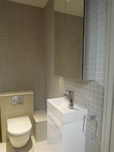 Small bathrooms - Modern - Bathroom - London - by Slightly