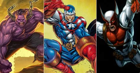 image characters  rip offs  marvel characters