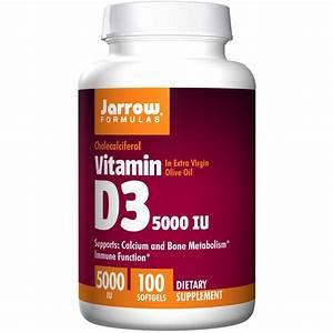Vitamin D3 Berechnen : jarrow formulas vitamin d3 5000 iu 100 softgels ~ Themetempest.com Abrechnung