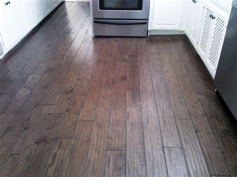 wood look porcelain tile planks with color for small
