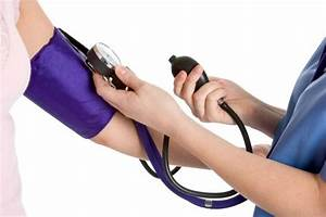 Побочные явления лечения повышенного давления