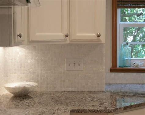 Pearl Tile Backsplash : Mother Of Pearl Tile Seamless Shell Tiles Kitchen