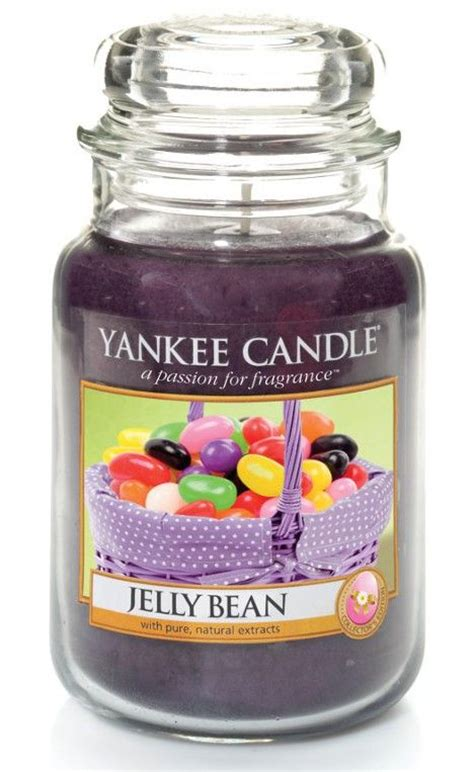 bougie parfumee yankee candle jelly bean bougie parfum 233 e grande jarre yankee candle paques yankee candles