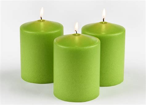 Candela Verde Significato by Colori Candele I Significati