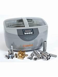 Produit Nettoyage Turbo : bac de nettoyage ultrasons lyman turbo sonic 2500 arme chasse ~ Voncanada.com Idées de Décoration