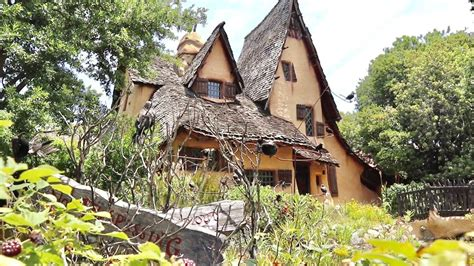 storybook homes   los angeles  witch  hobbit