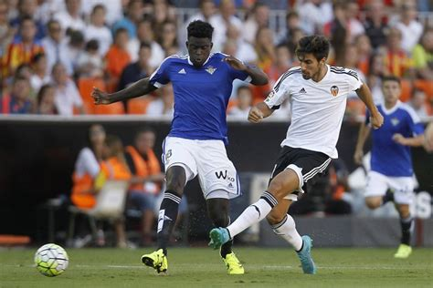 Valencia 0-Betis 0. Jornada 4 Liga Española