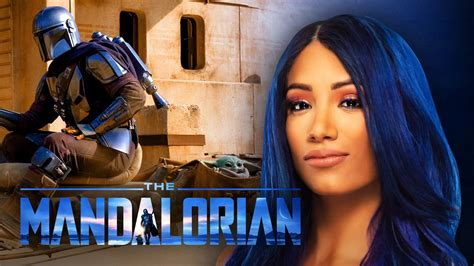 The Mandalorian: Sasha Banks Teases What She Can About ...